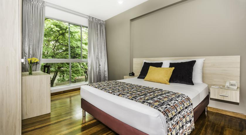 Stylish and comfortable rooms