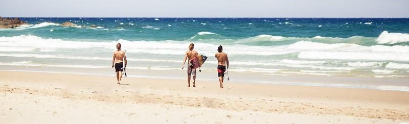Byron Bay beach, New South Wales, Australia