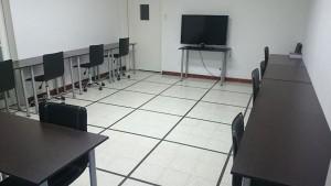 Quiet Work Room