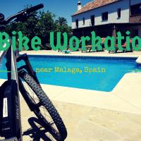 NEW: eBike workation finca near Malaga, Spain