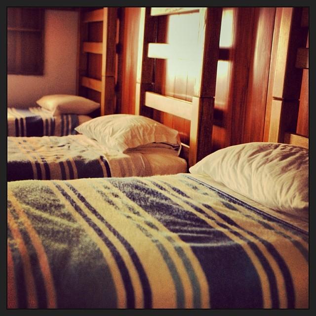 Comfortable dorms