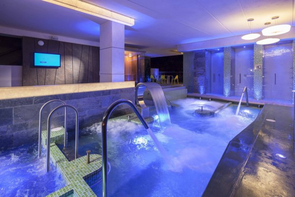Beautiful spa to relax and unwind