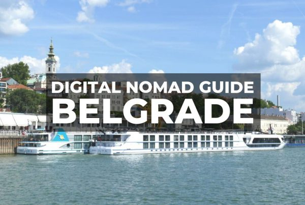 Digital Nomad Belgrade Guide
