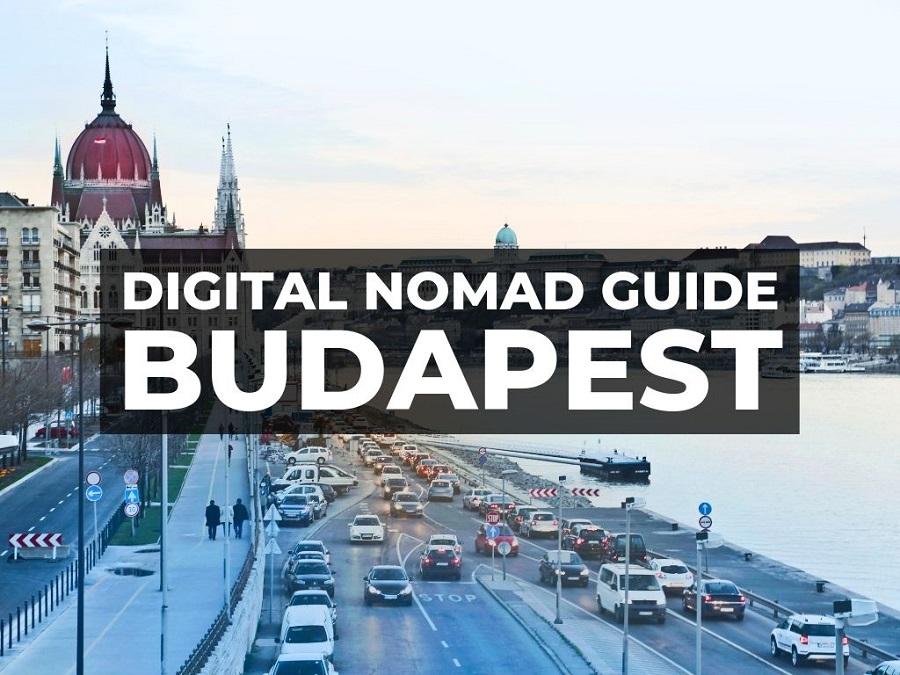 Digital Nomad Guide Budapest