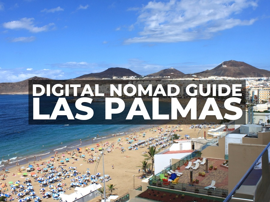 Digital Nomad Las Palmas Guide