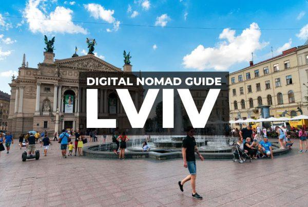 Digital Nomad Lviv