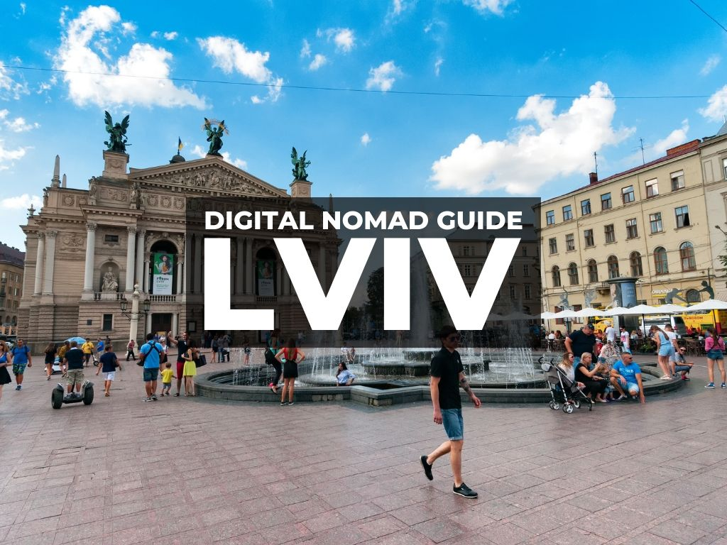 Digital Nomad Lviv