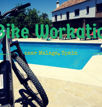 NEW: eBike workation finca near Malaga, Spain