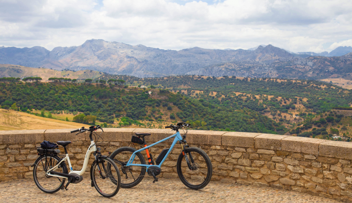 Explore Andalusia on your eBike
