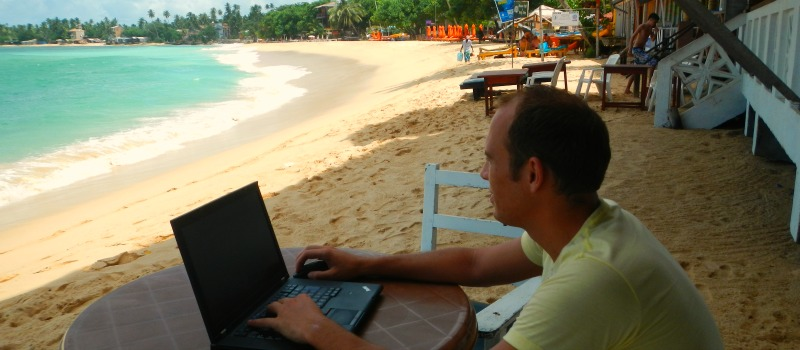 18 Jobs To Work From Anywhere And Travel The World