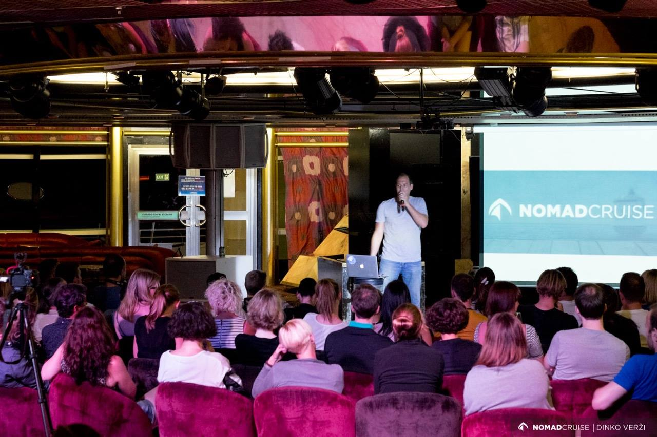 Top conferences and events for digital nomads
