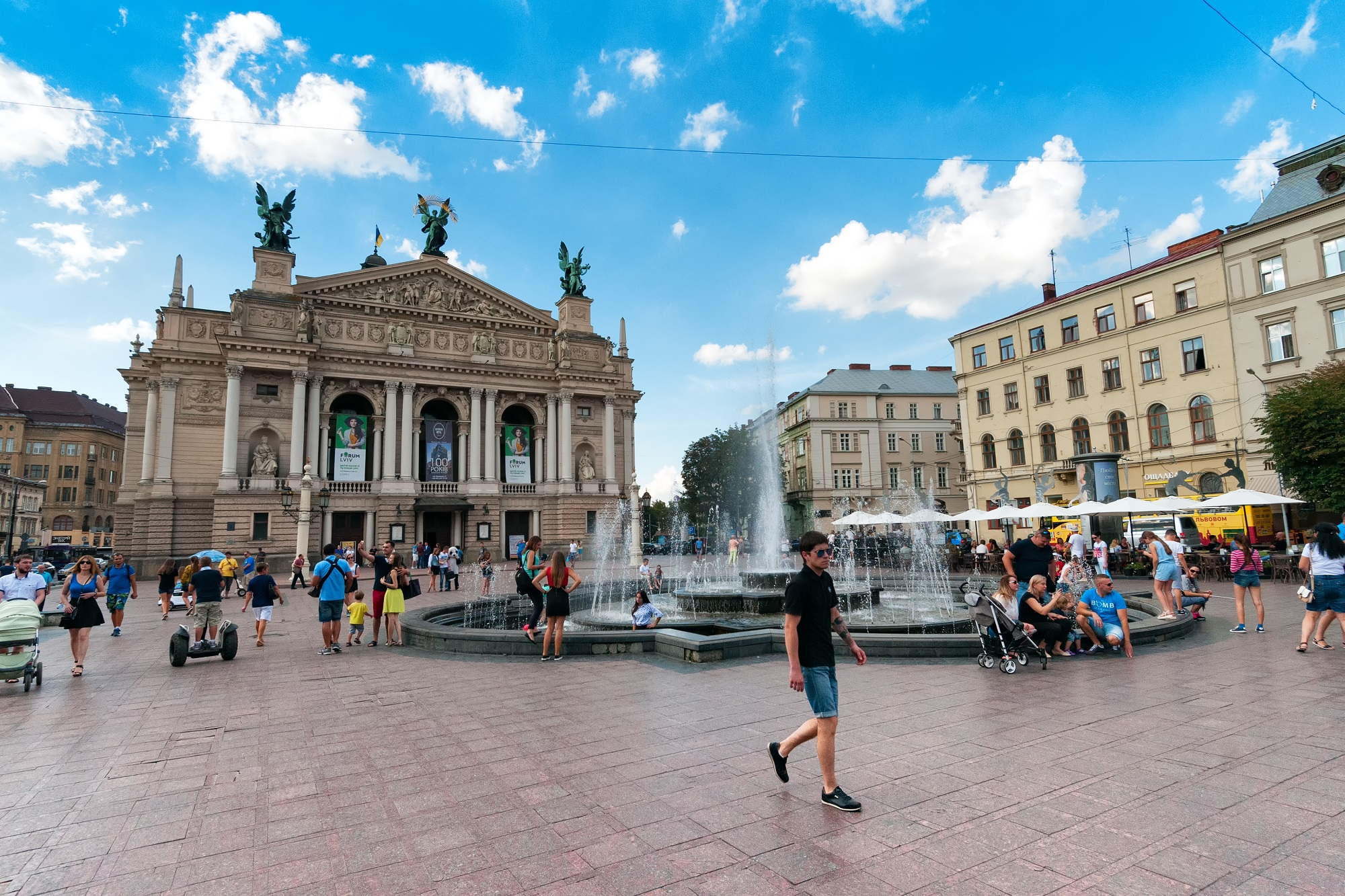 Digital Nomad Lviv – Complete Guide 2019